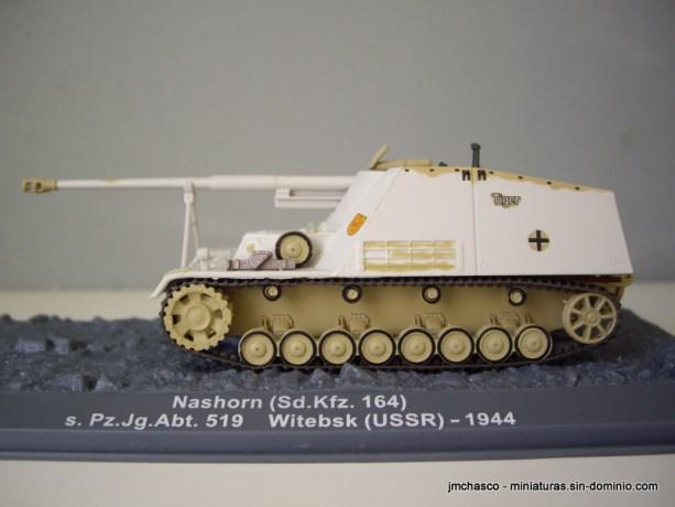 nº42 – Altaya- IXO Nashorn (Sd. Kfz. 164)