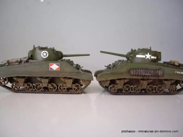 Italeri M4A2 Sherman III