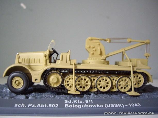 nº50 – Altaya – IXO Sd.Kfz. 9/1