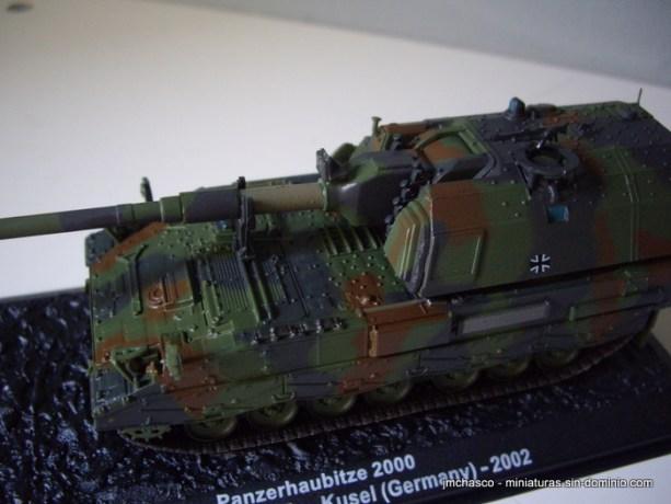nº03 – Altaya IXO PanzerHaubitze 2000