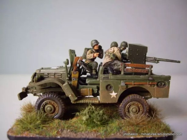Italeri 1/72 7025 M6 Anti Tank Vehicle