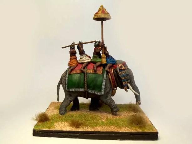 Hät 1/72 – 8142 Indian Elephant