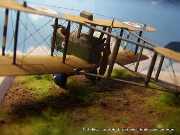 1/72 Revell De Havilland D.H.2