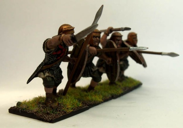 Warlord Games 28mm – WGIR5 Imperial Roman Auxiliaries