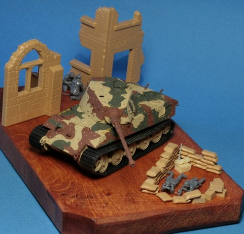 Italeri 6087 Walls and Ruins – For my vignette