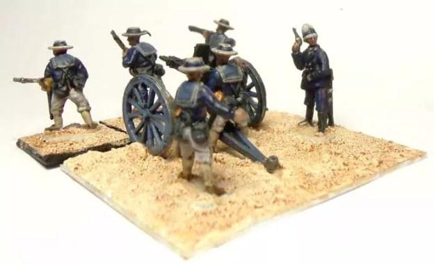 HAT 8180 Gardner Gun.