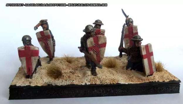 Strelets M012 Military Order Warriors