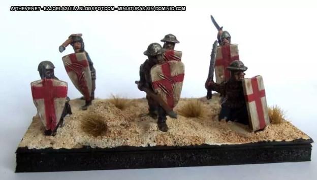 Strelets M012 Military Order Warriors
