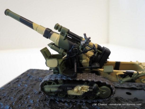 nº28 – Altaya – IXO – B-4 M1931 203mm Howitzer