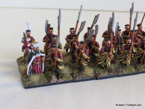 Guards unit