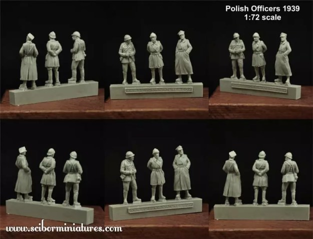 Scibor - Polish Officers