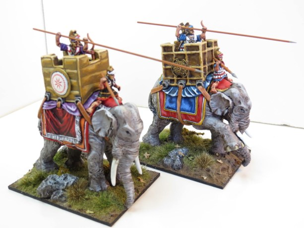 28mm – 1st Corps – Macedonian Successors & Ancient Indians.