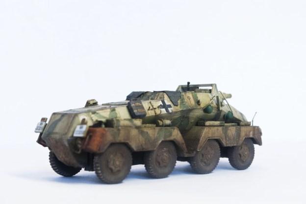 "1/72 – Roden 706 – Sd.Kfz.233 ""STUMMEL"""