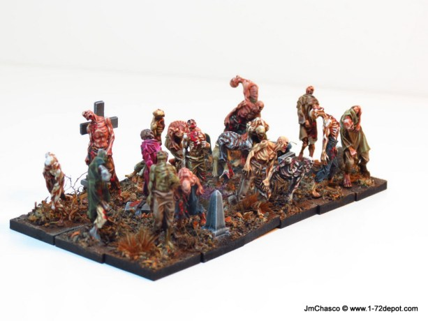 28mm – Red Box Games – Lesser Undead.