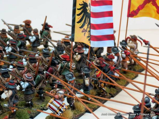 28mm – Warlord Games – Imperial Tercio