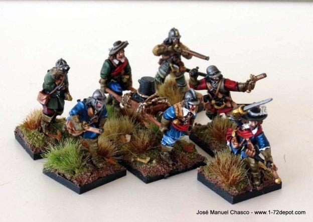 28mm – Warlord Games – Assault Petard