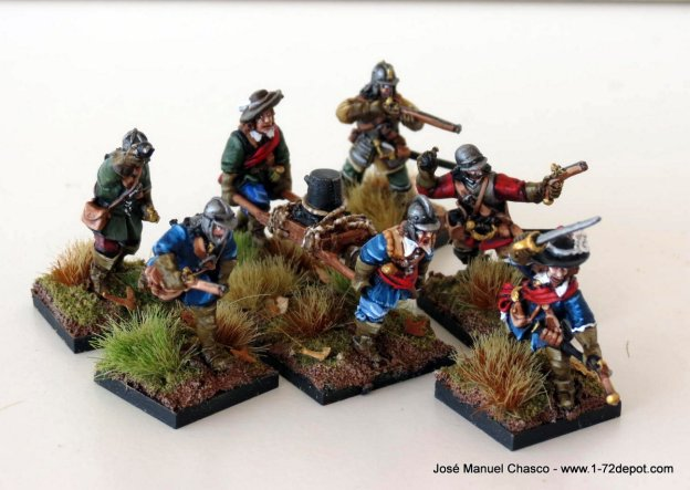 28mm – Warlord Games – Assault Petard