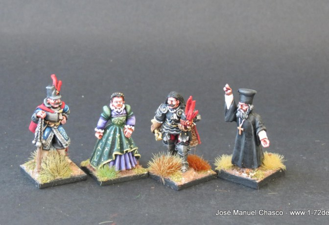 28mm The Assault Group – Vlad The Impaler