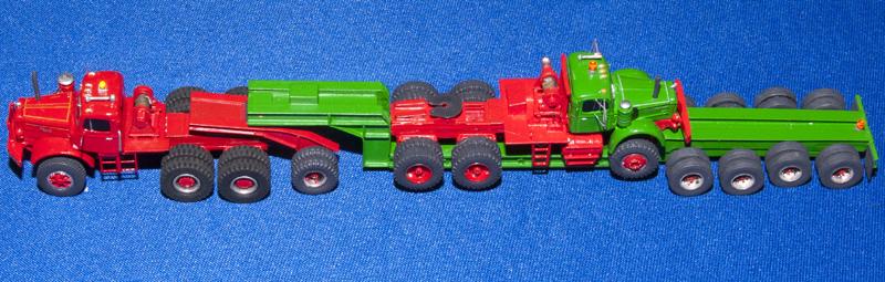 Mack Lmswx Truck Tractor Amp Lowboy With Mack Ljswx