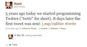 Premier-tweet