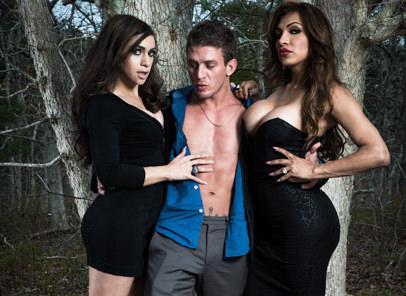 TS Girls On Top – Madison Montag & Jessy Dubai & Alexander Gustavo