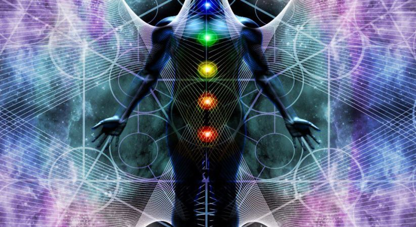 Chakras Communicate Important Messages: Yoga, The Path to Divine Self