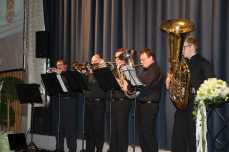 Quintett Musikverein. Foto: J. Lehmann