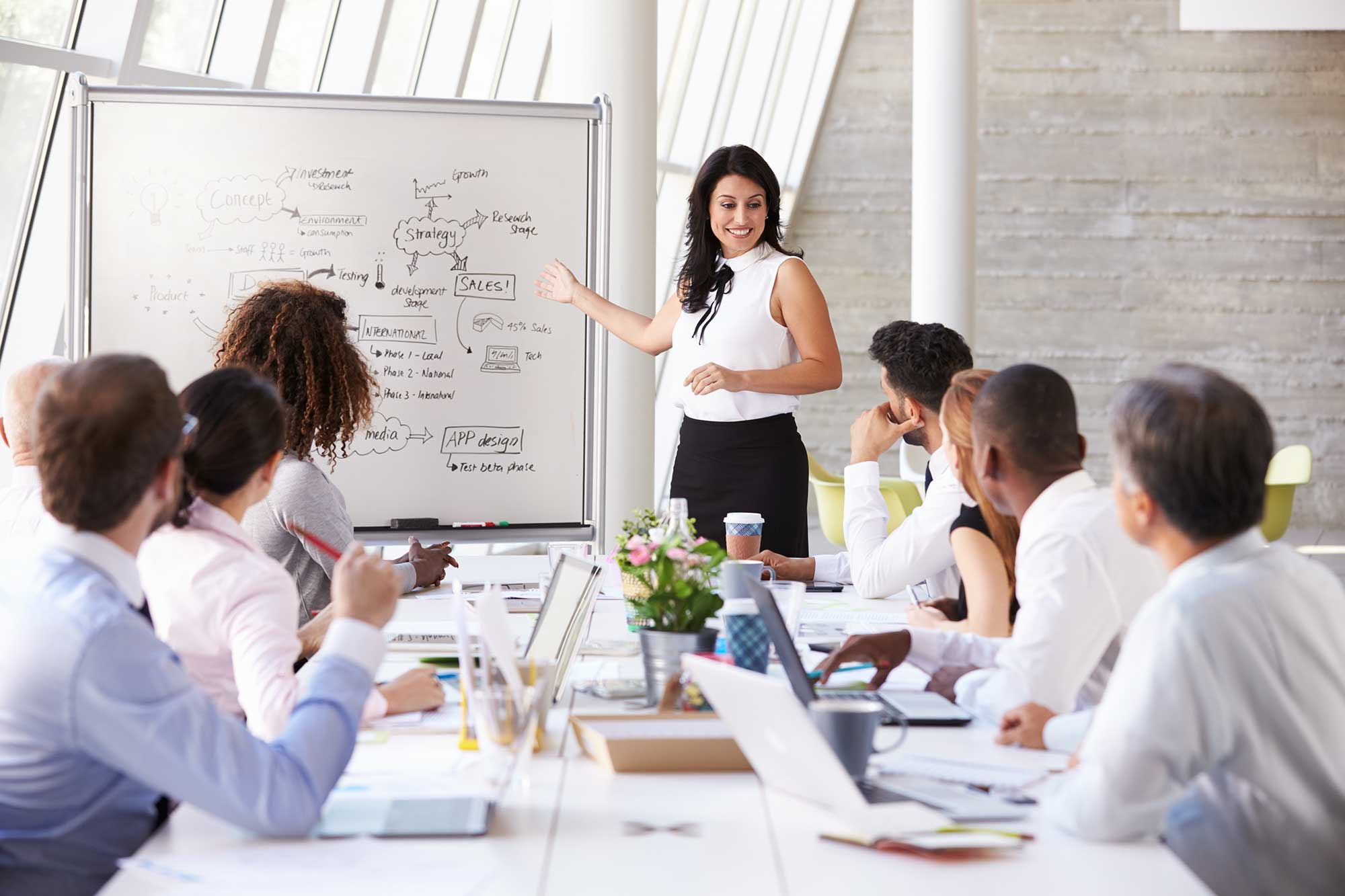 ¿Por qué buscar una mentora?