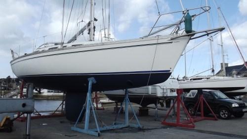 ymaryc, photo bateau sur quai
