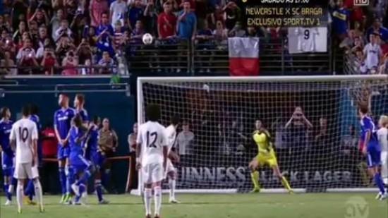 Real Madrid vs Chelsea highlights (3-1)