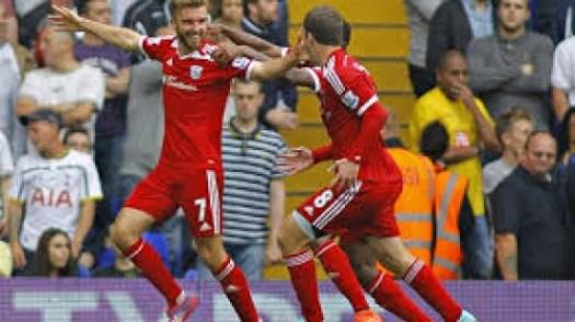 Tottenham vs West Bromwich Albion highlights (0-1)