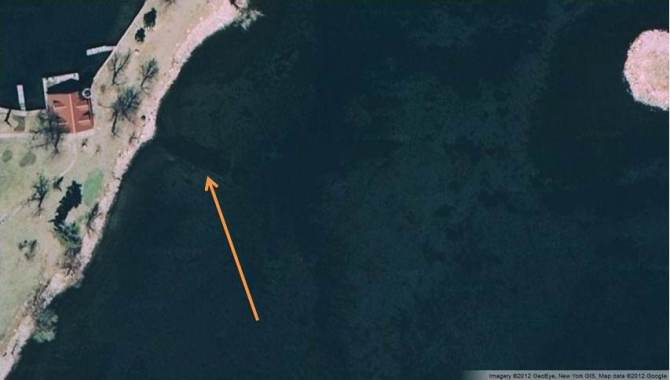 Imagery c 2012 GeoEye, New York GIS, Map Data c 2012 Google