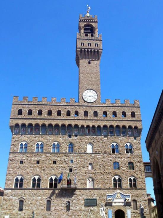 Палаццо Веккьо, Флоренция, Италия: описание, фото, где ...