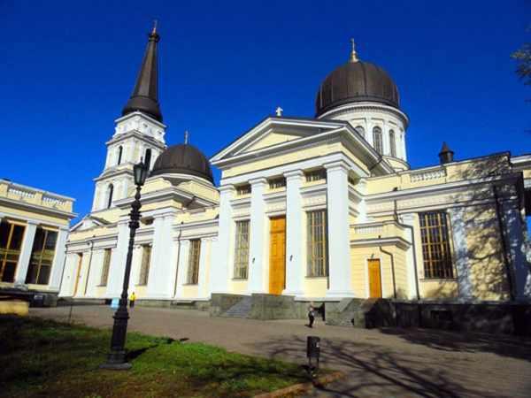 Спасо-Преображенский собор, Одесса, Украина: описание ...