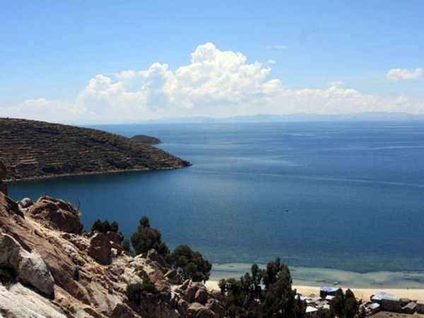 Озеро Титикака, Перу, Боливия: описание, фото, где ...