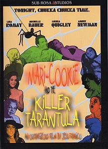 Poster do filme Mari-Cookie and the Killer Tarantula