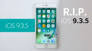 Apple ปิดไม่ให้ ดาวน์เกรด iOS 10 ไปยัง iOS 9.3.5 และ iOS เวอร์ชั่นอื่นๆแล้ว