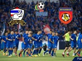 ถ่ายทอดสดฟุตบอล AFF Suzuki Cup 2016 ระหว่าง ไทย vs เมียนมาร์ HD พากษ์ไทย เต็มจอ