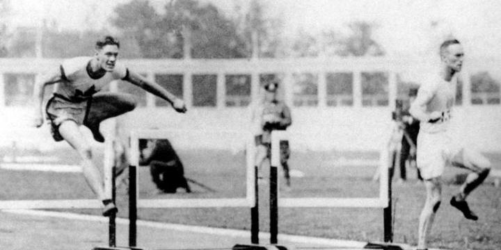 Earl Thomson | Olympic Champion