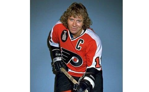 Bobby Clarke   Hockey Player