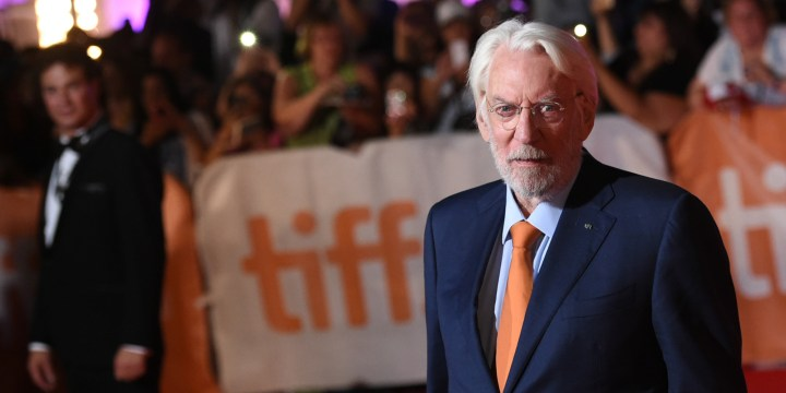 Donald Sutherland | Actor