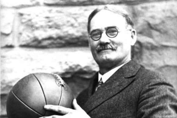 James Naismith | Basketball Inventor
