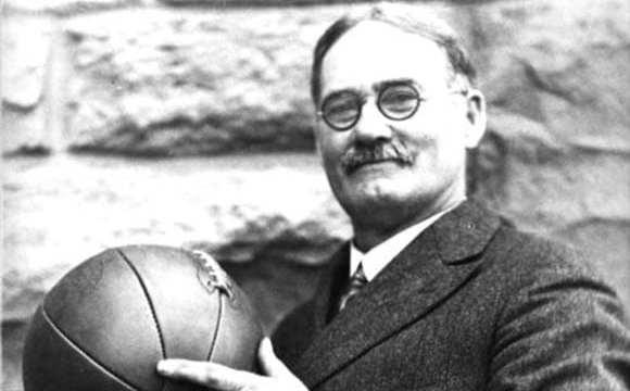 James Naismith   Basketball Inventor