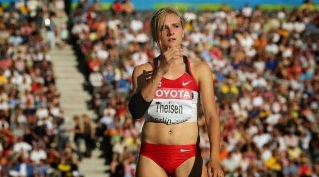 Brianne Theisen-Eaton   Heptathlete