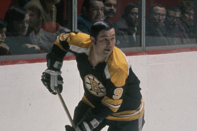 Johnny Bucyk | Hockey Left Winger