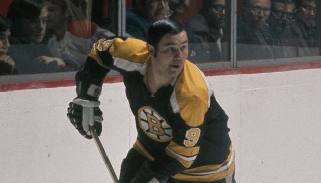 Johnny Bucyk   Hockey Left Winger