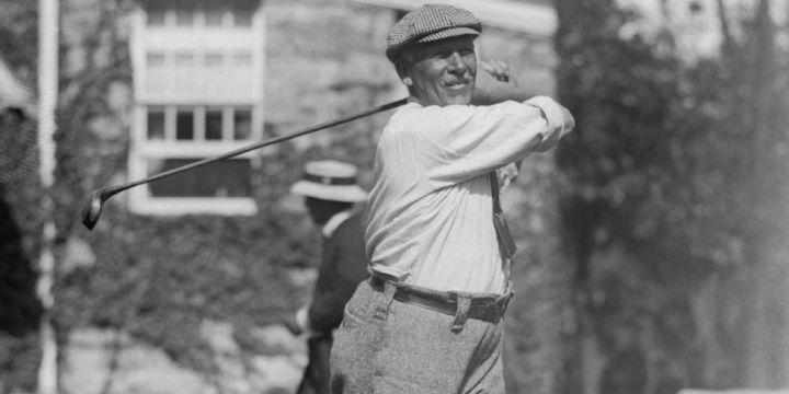 George Lyon | Golfer