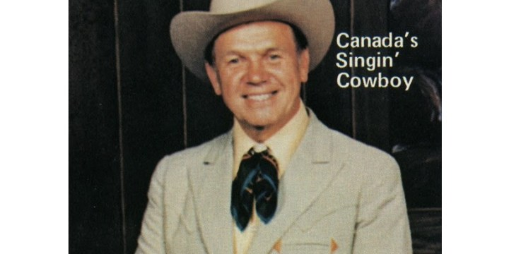 Earl Heywood   No. 1 Cowboy Singer