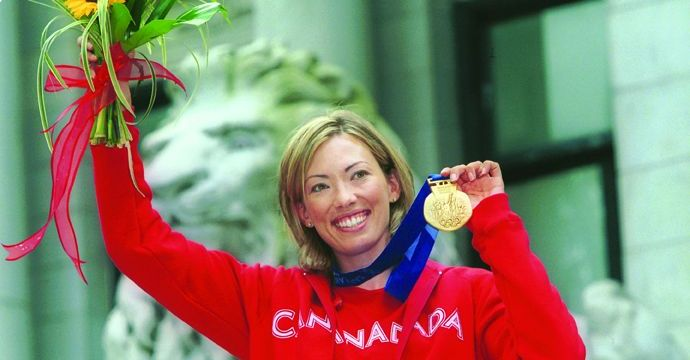 Beckie Scott | Olympic Champion