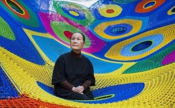 Toshiko MacAdam   Textile Artist